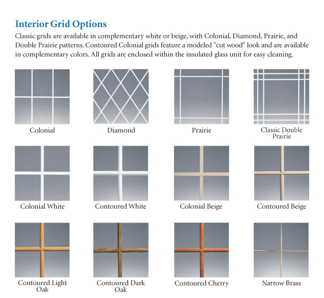 Decorating window grid styles inspiring photos gallery for Window glass styles